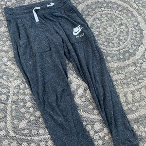 nike gym vintage trousers